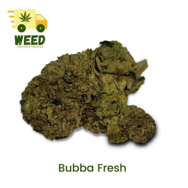 Bubba Fresh - Weed Delivery Halifax - WDH