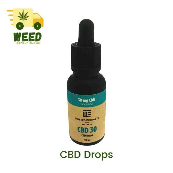 CBD Drops - Weed Delivery Halifax - WDH