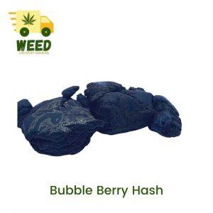 Bubble Berry Hash
