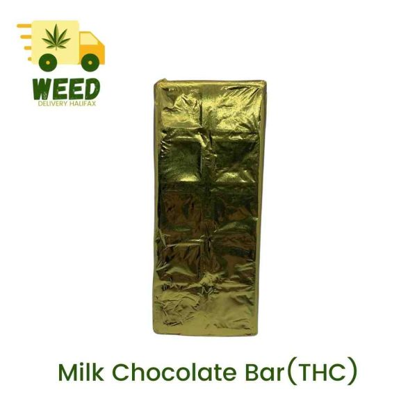 Milk Chocolate bar THC - Weed Delivery Halifax - WDH